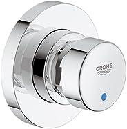 "Grohe Euroeco Cosmopolitan T Self-Closing Shower Valve 1/2"", 362"