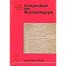 Kompendium der Musikpädagogik