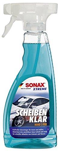 SONAX 238241 XTREME Scheibenklar NanoPro Scheibenreiniger, 500 ml