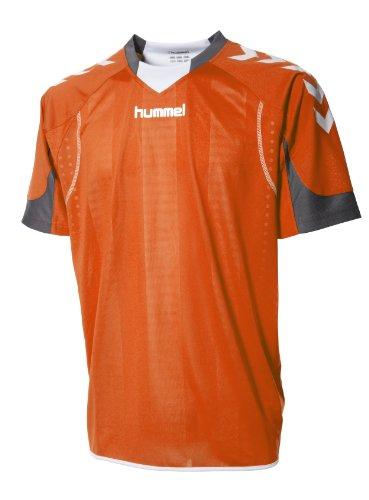Hummel Herren Trikot Team Spirit Poly Jersey, tangerine, M, 03-466-5006_5006