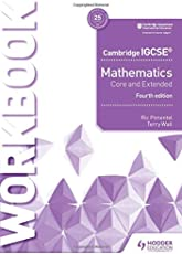 Mathematics books buy books on mathematics online at best prices cambridge igcse mathematics core and extended workbook fandeluxe Gallery