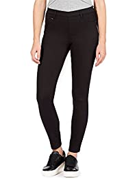 Red Herring Black 'Georgia' Pull-On Jeggings