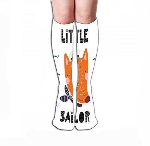 Jiuyiqiw4 Hohe Socken High Socks 19.7