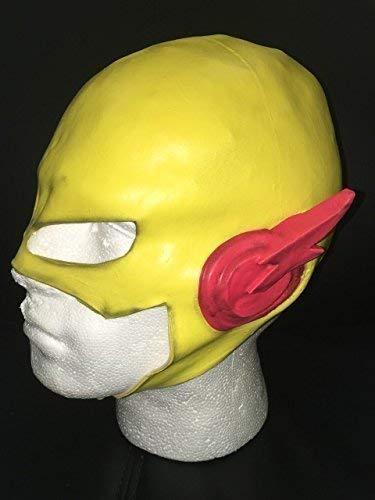 Wrestling UK Neu Blitz Cosplay Latex Otenkopf Mütze Erwachsene Kopf Neu Kostüm Maske Kostüm (Pro Wrestling Kostüm Für Erwachsene)