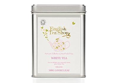 English Tea Shop Thé Blanc Bio Vrac 100 g