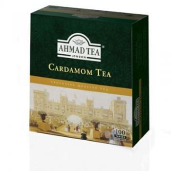 Ahmad Tea Cardamon - 20 bolsitas