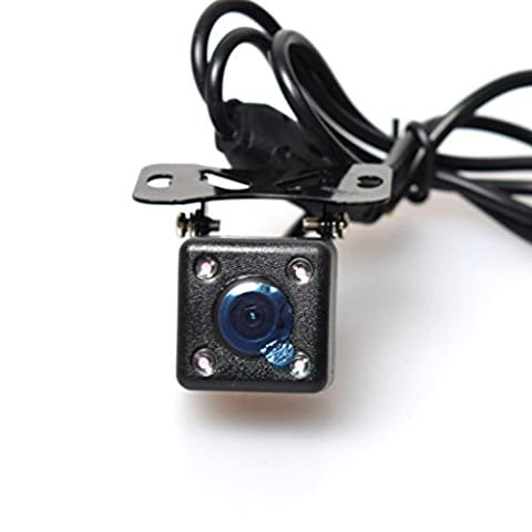 Voiture automatique vue avant Appareil photo avant 170degrés Angle de vue–inversée image sans grille lignes