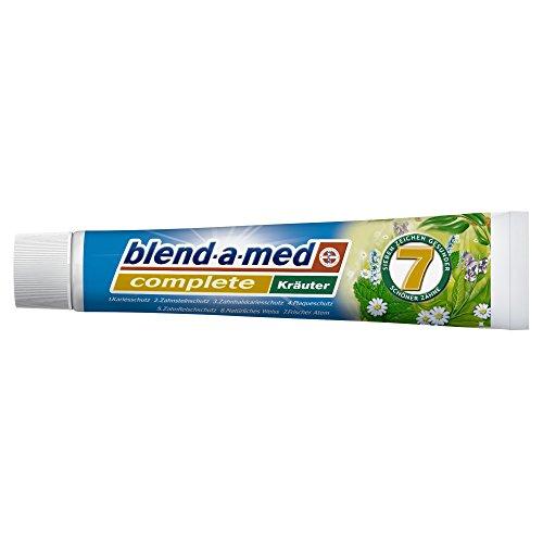 Blend-a-med Complete Kräuter Zahncreme, 75 ml
