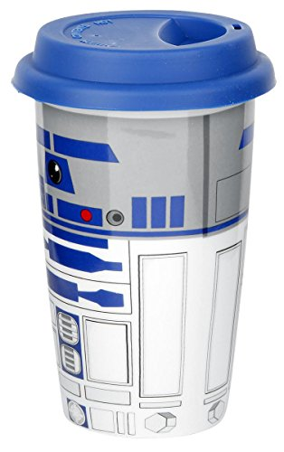 Wars Kaffee Star (Star Wars R2-D2 Kaffee-Becher Standard)