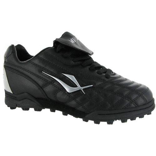 Mirak - Chaussures de sport pour terrain synthétique - Garçon Noir