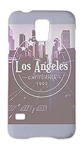 los angeles city Samsung Galaxy S5 Plastic Case