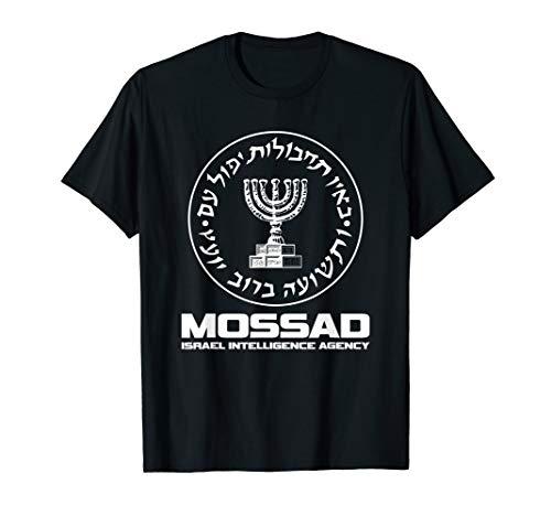 Mossad Israel Intelligence Agency Army Military T-Shirt
