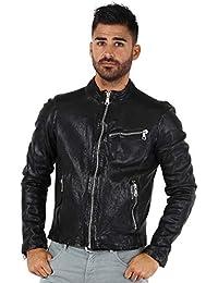 Amazon.fr   cuir - Redskins   Manteaux et blousons   Homme   Vêtements 04bd59161055
