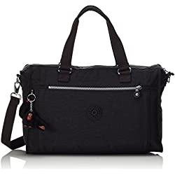 Kipling - Pauline - Bolso de week-end - Black - (Negro)