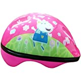 Peppa Pig Let's Play Kids Helmet | Imported Premium Quality | for Children of Age 5 Years and Above | Pink Colour