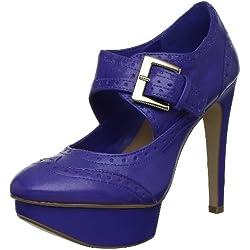 Via Uno 11277502, Damen Pumps, Blau (Blue), 38 EU