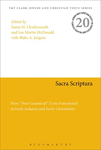 Sacra Scriptura (Jewish and Christian Text)