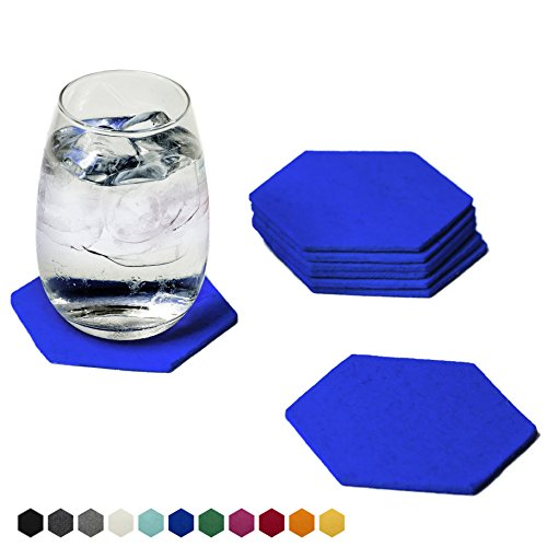 smacc-no003-hexagon-felt-coasters-set-of-8-various-colours-made-out-of-100-merino-sheep-wool-blue