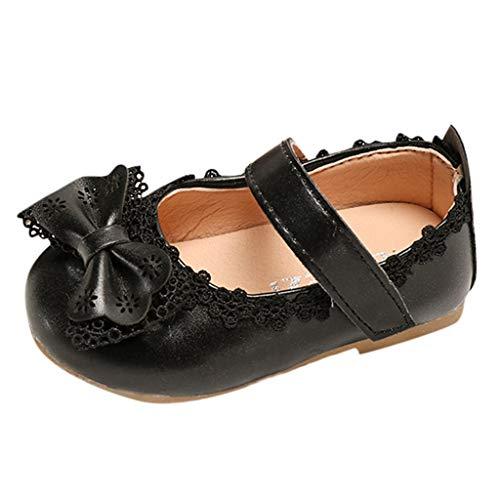 Kinder Baby Mädchen Prinzessin Schuhe Kleinkind Spitze Bowknot Single Sandalen