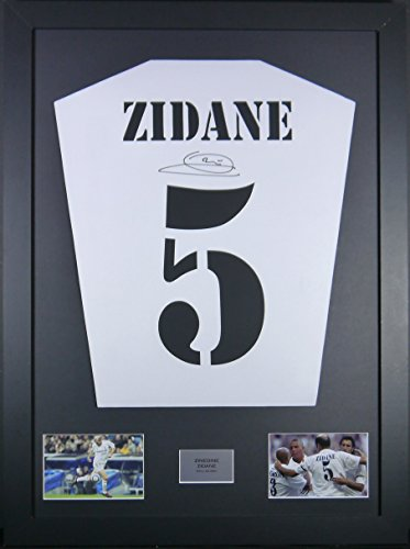 Zinedine-Zidane-Real-Madrid-Signed-Shirt-Framed-Display-with-COA