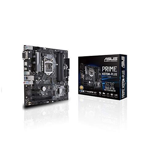 ASUS Prime H370M-PLUS/CSM LGA 1151 Zócalo H4 Intel®
