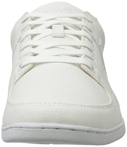 Boxfresh Herren Spencer Sh CNVS Wht Sneaker Weiß (Weiß)