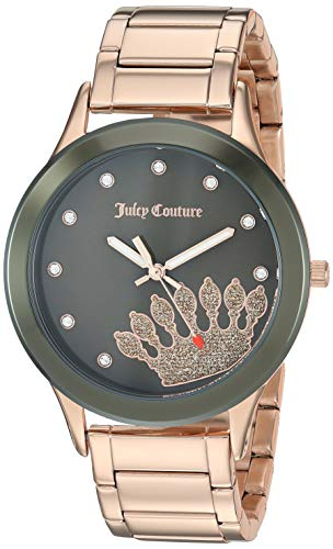 Juicy Couture Black Label Dress Watch JC/1052OLRG