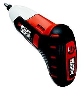 Black + Decker  - BDCS 36 G 3,6 V - Tournevis Sans Fil / Batterie - 3.6 V