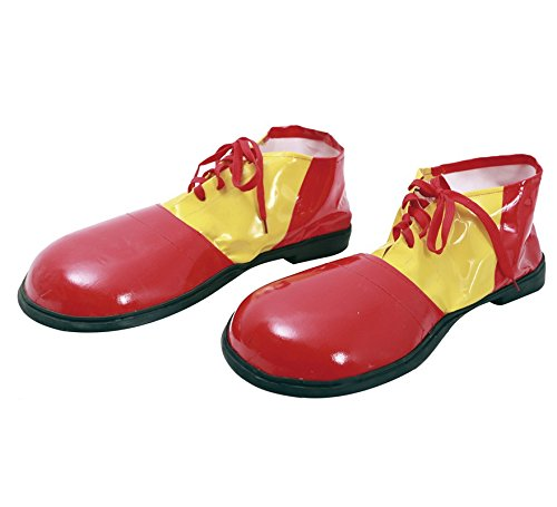 Kostüm Kid Club - viving Kostüme viving costumes202525 Clown Schuhe (One Size)