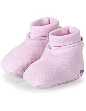 Sterntaler Baby Mädchen Schuh Krabbel-& Hausschuhe, Pink (Rosa 702), 18 EU
