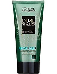 Loreal Tecni Art Dual Stylers Liss and Pump-up, 1er Pack (1 x 150 ml)