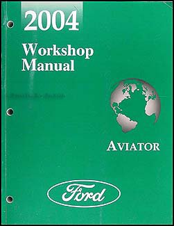 2004-lincoln-aviator-original-repair-shop-manual