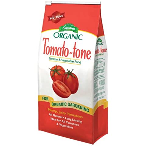 Tomato-tone Organic Fertilizer - FOR ALL YOUR TOMATOES, 4 lb. bag Garden, Lawn, Supply, Maintenance by Home-APP