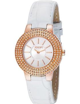 Joop Damen-Armbanduhr XS Nova Analog Quarz Leder JP100992F03