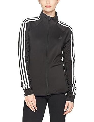 adidas D2M Veste Femme, Noir, FR : XL (Taille Fabricant : XL)