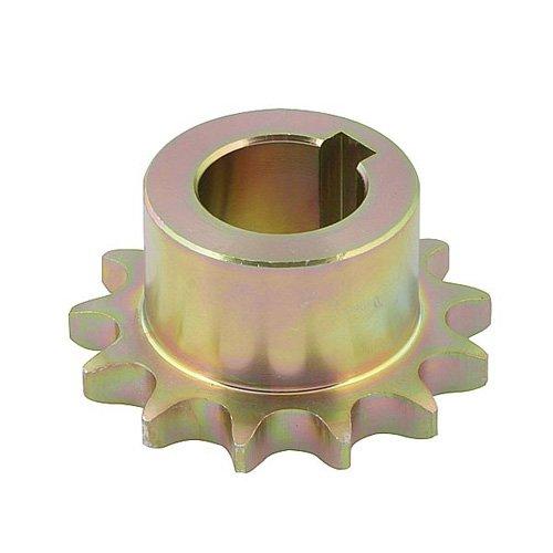 Pignon de moteur pour ölbadkupplung dents 11pour chaîne 428