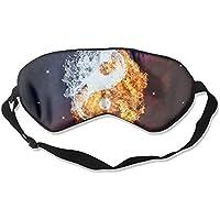 Yin Yang Ice Fire Sleep Eyes Masks - Comfortable Sleeping Mask Eye Cover For Travelling Night Noon Nap Mediation... preisvergleich bei billige-tabletten.eu