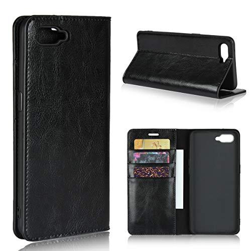 Funda® Flip Brieftasche Hülle für Oppo RX17 Neo(Muster 3)