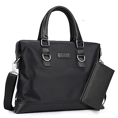 Woman-Oxford-Cloth-Casual-Tote