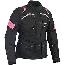 b4a1d31fca3 Amazon.es  chaqueta moto mujer - Multicolor