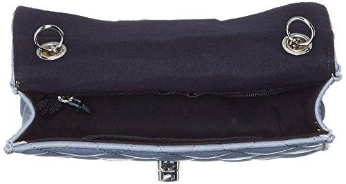 Pieces Pcsweet Cross Body, Sacs portés épaule Bleu (Flint Stone)