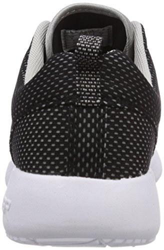 LA Gear Sunrise, Baskets mode homme Noir (Black/Lt Grey)