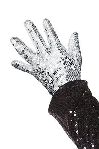 (Original Michael Jackson silber Handschuh)
