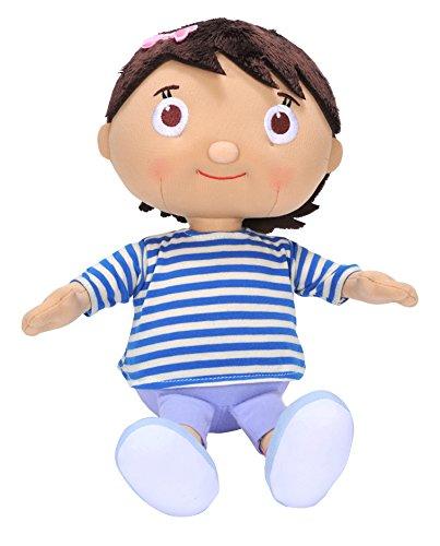 KD Toys lb8148Little Baby Bum Mia Musical, Plüsch Spielzeug
