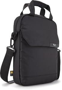 Case Logic Tablet Attaché - Étui pour tablette Web - nylon - noir - pour Apple iPad 1; 2