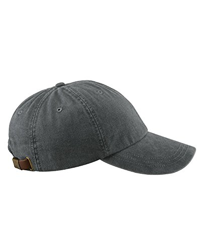 Adams 6-Panel Low-Profile Washed Pigment-Dyed Cap Adams, 6 Panel