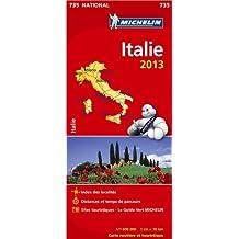 Carte NATIONALE Italie 2013 n°735