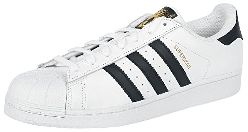 Adidas-Originals-Superstar-Zapatillas-de-Deporte-Unisex-Adulto