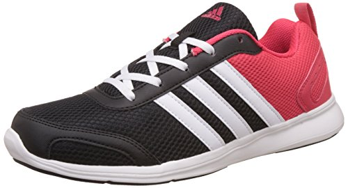 adidas Women's Astrolite W Cblack, Corpnk and Ftwwht Running Shoes - 5 UK/India (38 EU)