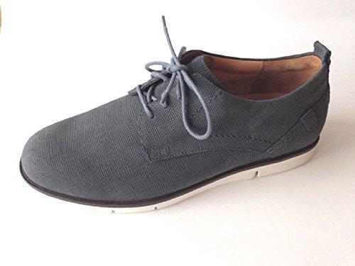 Ganter  Gabriel, Chaussures de ville à lacets pour homme Bleu Marine